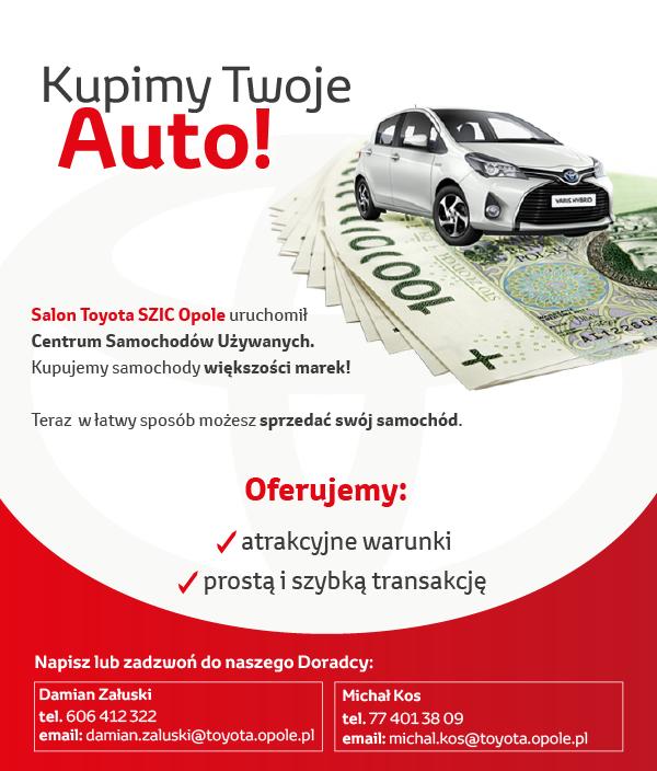 Wspaniały Autosalon Szic - Kupimy Twoje Auto KB32